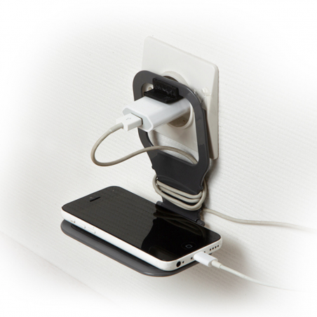 Support de chargeur de téléphone portable