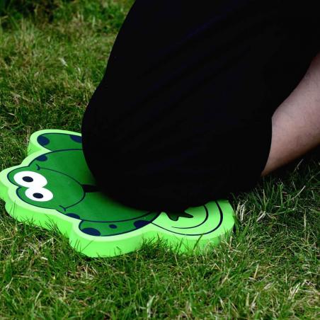 Protège genoux grenouille