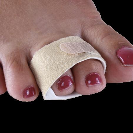3 bandeaux redresse orteils