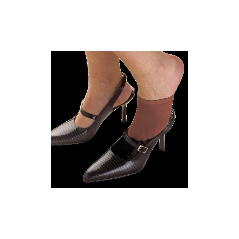 Paire chaussettes speciales mules - lot de 3