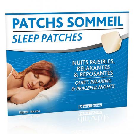 Patchs sommeil - 30 pcs