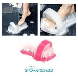 Sandale de douche - Rose