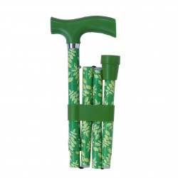 "Canne pliante Switch Sticks ""Feuillage Vert"""
