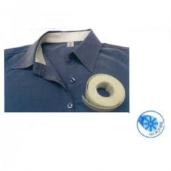 Ruban de propreté pour col de chemise