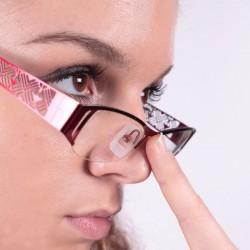 Coussinets pour lunettes - lot de 2 paires