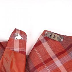Crochets de fermeture pour jupe et pantalon vendus par 6