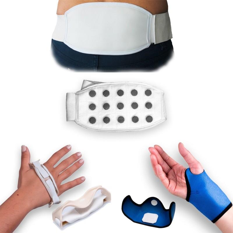 Soutiens pour douleurs articulaires- Lot de 3