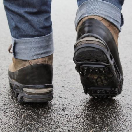 Antiglisse chaussure à accrocher taille 42-45 - lot de 2