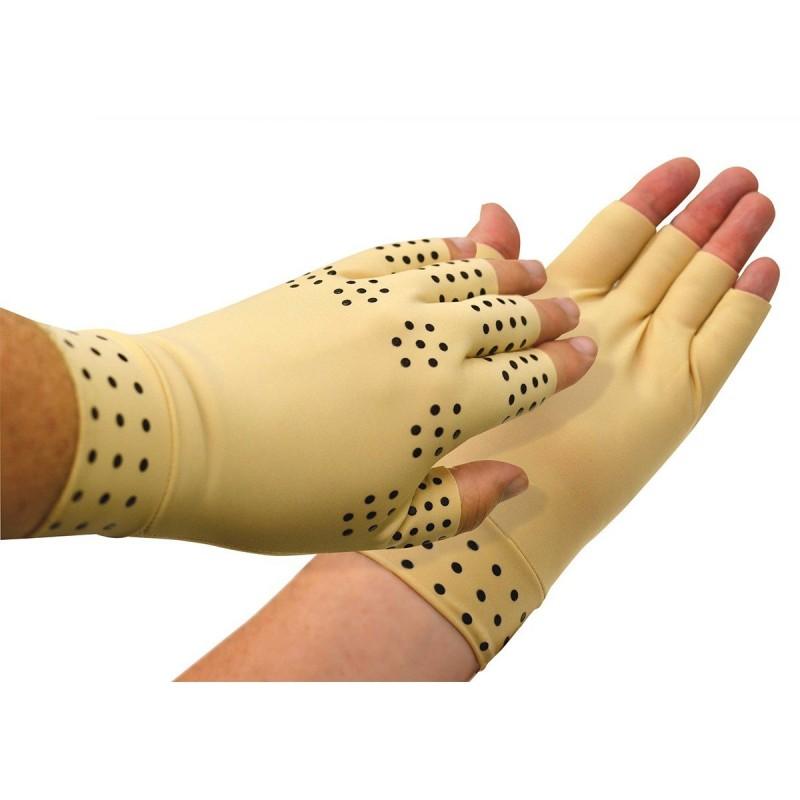 Mitaines points magnétiques anti-arthrite - Medium