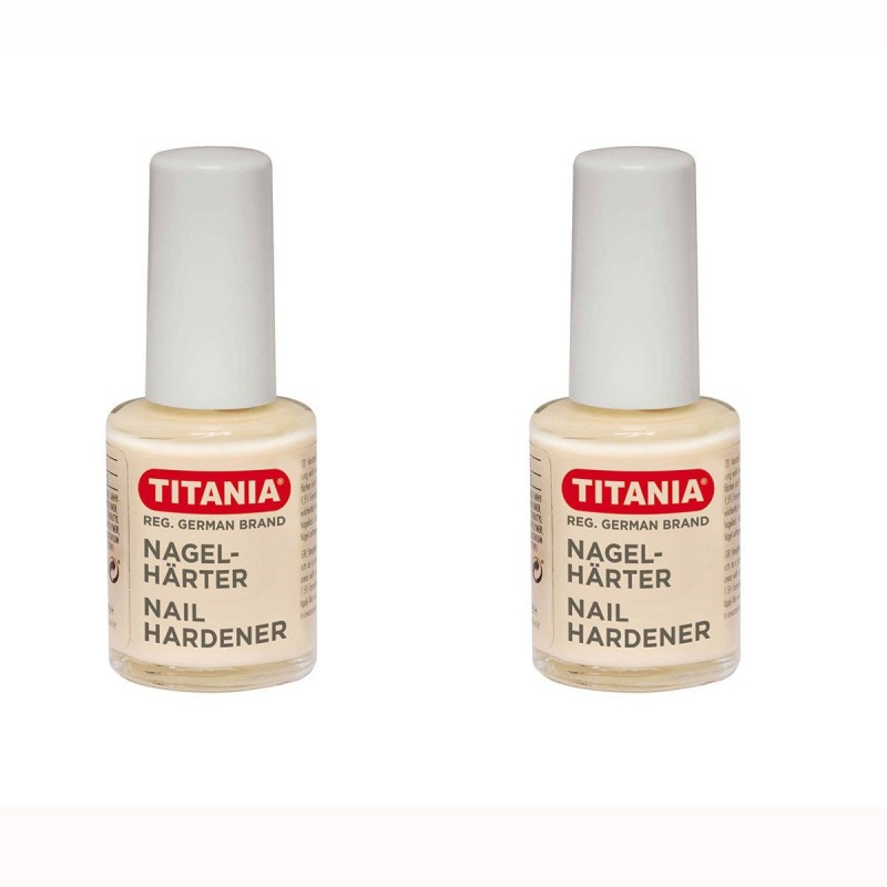 Vernis à ongles durcisseur - lot de 2