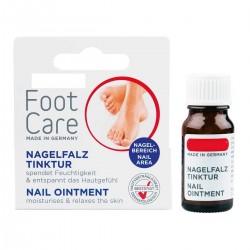 Solution pour traitement des ongles de pieds