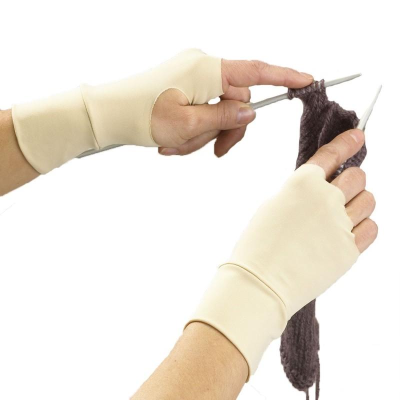 Gants de soutien pour mains