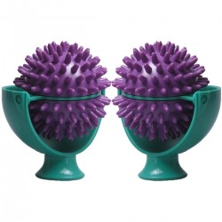 Balles massage de corps - Lot de 2