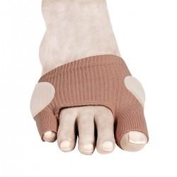 Protège doigts de pied intérieur gel - Lot de 2