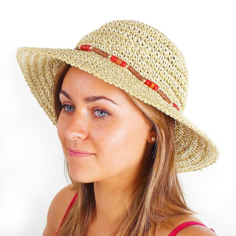 Chapeau été safari 59 cm