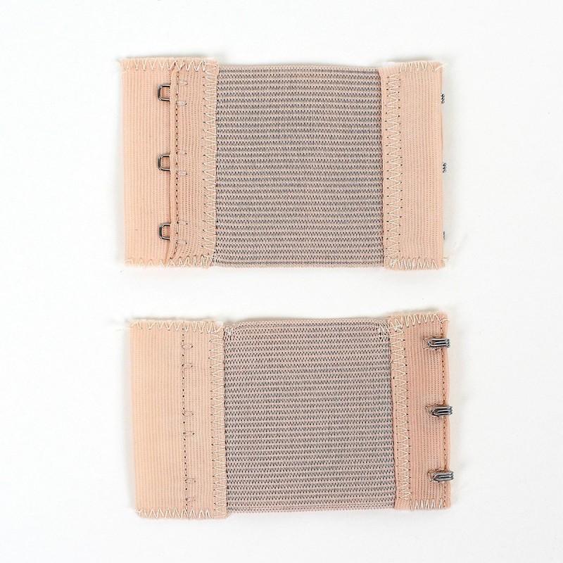 Elargisseurs de soutien gorge 3 crochets par 2