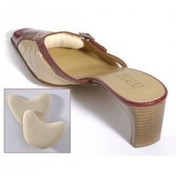 Paires de protections super confort pour dessus de chaussures - lot de 2