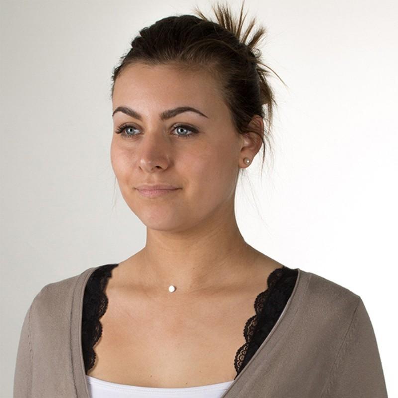 Cache-bretelles soutien-gorge noir 32 x 5 cm - Lot de 2