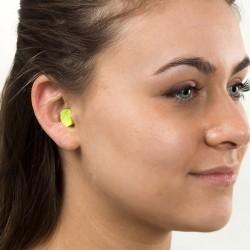4 lots de 3 paires de bouchons d'oreille silence