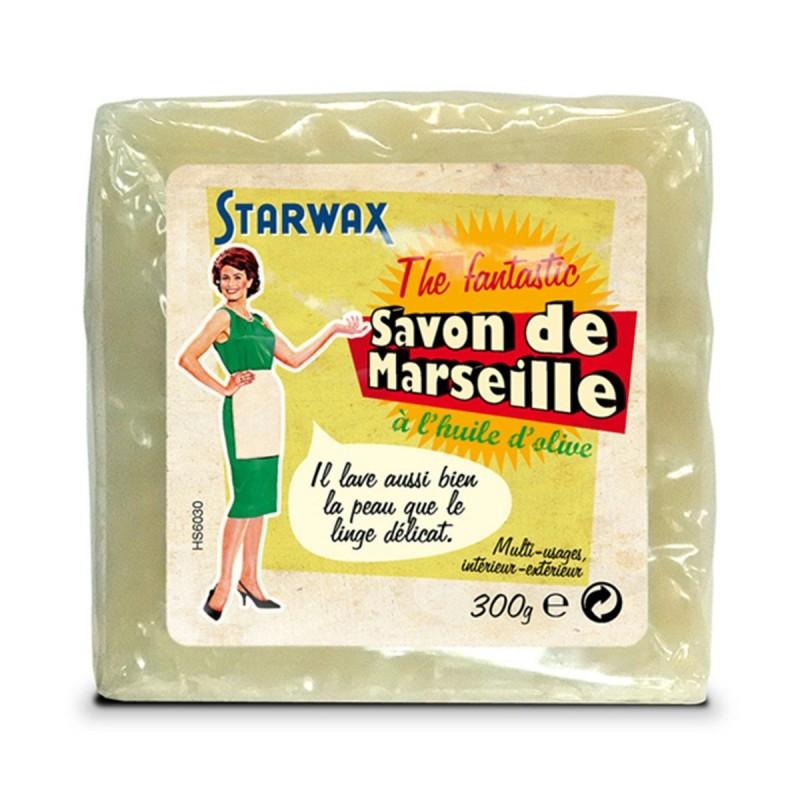 Savon de Marseille Fabulous cube Olive 300 gr