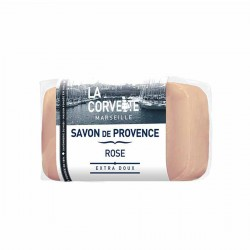 Lot de 2 savons de provence Rose 100gr