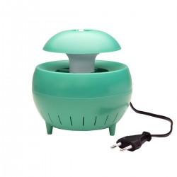 Lampe aspirante anti-moustique