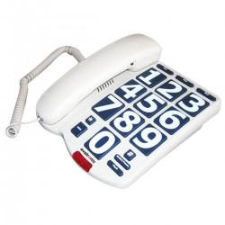 Télephone fixe à grosses touches