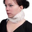 Réchauffe cervicales laine + aimants