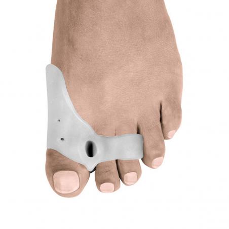 Ecarteurs d'orteils en gel - 2 pcs