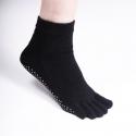 Chaussinettes antiglisse doigts de pieds séparés