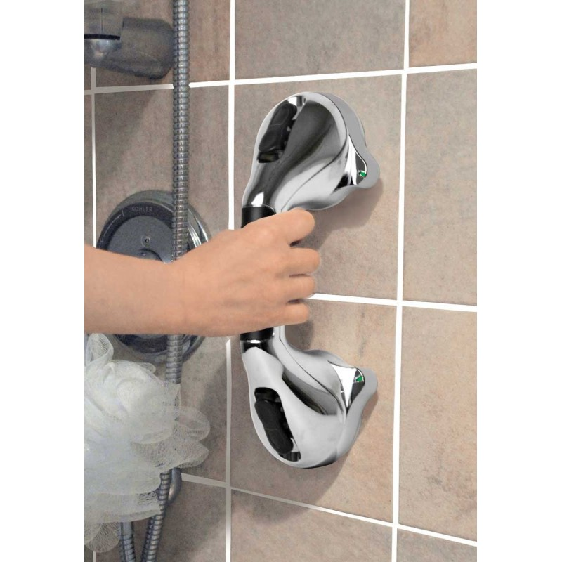 Poignée 2 ventouses pour baignoire