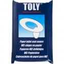 10 protections pour siège WC