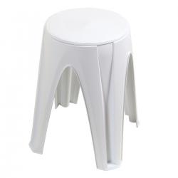Tabouret universel SDB avec assise rotative