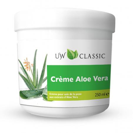 Crème à l'Aloe Vera 250 ml