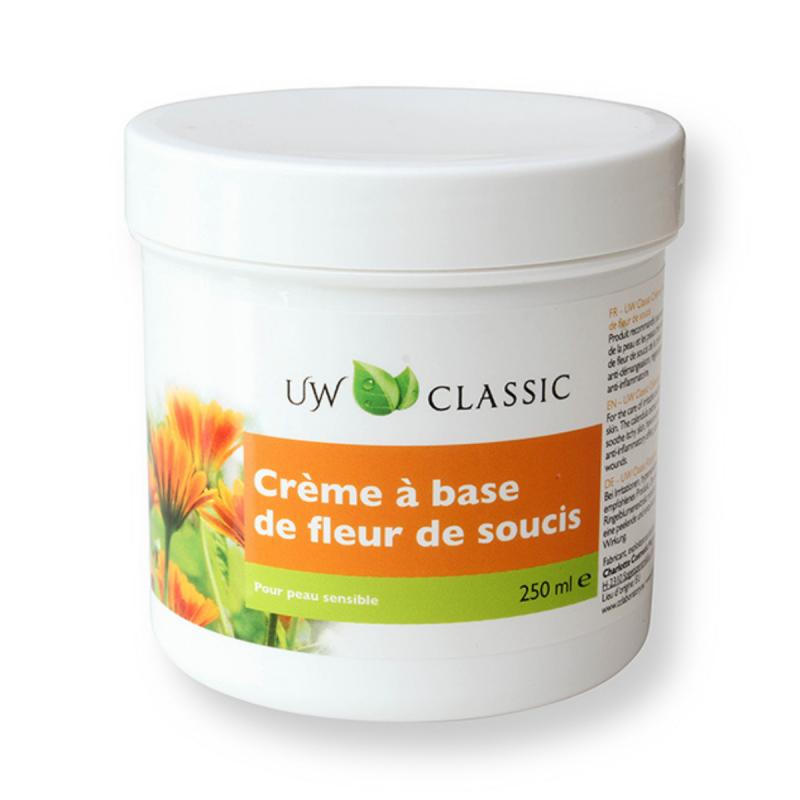Crème fleur de souci-calendula 250 ml