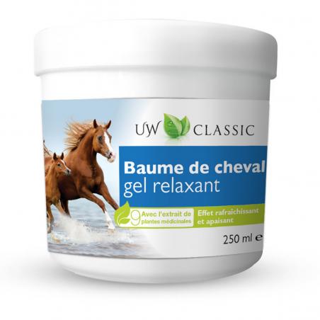 Gel relaxant baume du cheval - 250 ml