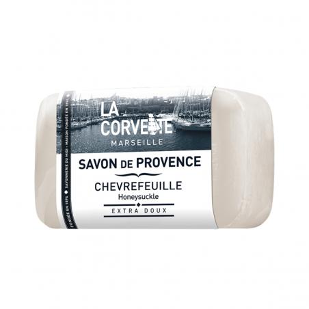 Savon de Provence 100 gr Chévrefeuille