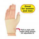 Support pouce et poignet ajustable