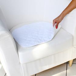 Tapis matelassé imperméable pour siège