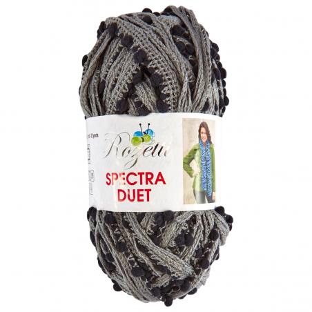 Pelote pour écharpe à tricoter
