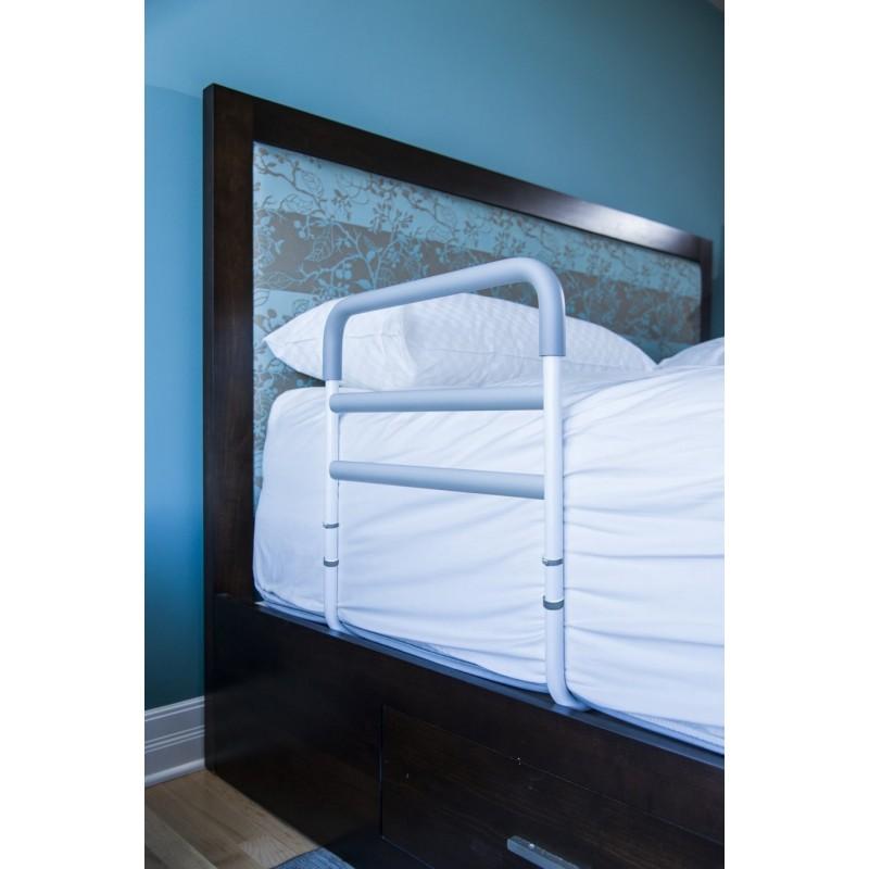 Barre de maintien fixe pour lit